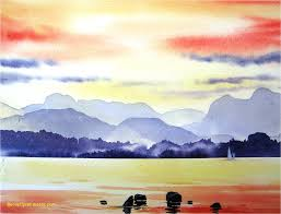 inspirational painting ideas watercolor easy