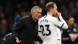 Mourinho surprised by Inter's confidence over Eriksen - AS.com