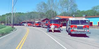 HAPPY BIRTHDAY, HARPER: 5-year-old surprised with birthday parade featuring  three different volunteer fire departments   WJHL   Tri-Cities News &  Weather