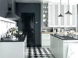 black and white kitchen decor black and white kitchen tiles image of black and white kitchen