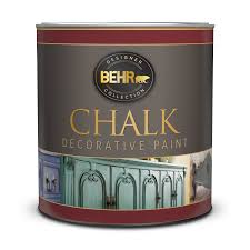 Decorative Chalk Paint Available In Wax Finish Designer