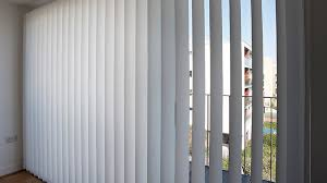 office window blinds. Vertical Blind In An Office Window Blinds O