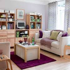 Purple Living Room Accessories Purple And Brown Living Room Ideas House Decor