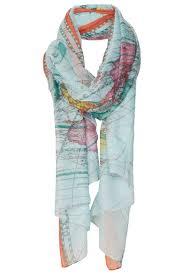 best scarves showing maps images on pinterest  silk scarves
