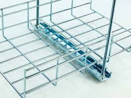 Cable Tray Weight Chart Wire Mesh Cable Tray Firm And Durable For Cables
