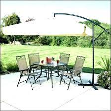 off set patio umbrellas umbrella best idea for cantilever rectangular uk p