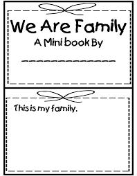 First Grade Family Worksheets   Homeshealth.info