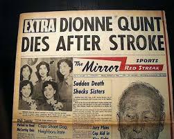 「Dionne quintuplet sisters 2017」の画像検索結果