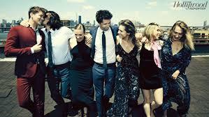Goodbye HBO s Girls Lena Dunham Cast Spill on Season 6.