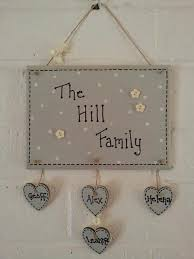 Quote Plaques Custom Shabby Chic Family Quote Plaques By MeggyMoosLittleGemms On Etsy