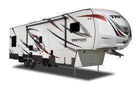 triton by dutchmen rv triton toy hauler 5th wheel rv dealer
