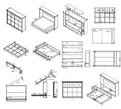 Murphy bed cabinet plans Queen Plans To Build Your Own Murphy Bed Murphy Plywood Bed Homemade Murphy Bed Plans Creativehobbystore Plans Murphy Cabinet Bed Creativehobbystore