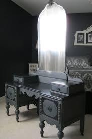 Painting Bedroom Furniture Black
