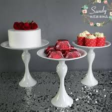 metal tall white cake stands home baking cupcake food tray for wedding supplies birthday party table tall white cake stand ceramic als
