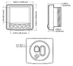 the powerview 300 series displays handle basic engine alarm Murphy Wiring Diagram Murphy Wiring Diagram #74 murray wiring diagram