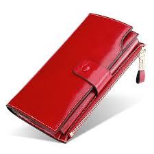 Stylish <b>Women's</b> RFID <b>Genuine</b> Leather <b>Wallets</b>, <b>Wholesale</b>