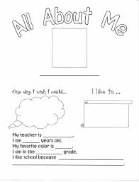 Small Picture All About Me Coloring Pages AZ Coloring Pages 23183000 Gif All