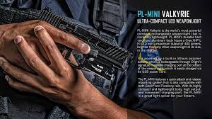 Rechargeable Pistol Light Olight Pl Mini Valkyrie 400 Lumen Rechargeable Pistol Light