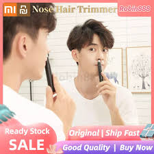 Xiaomi Youpin <b>ShowSee Electric Mini</b> Nose Hair Trimmer Portable ...