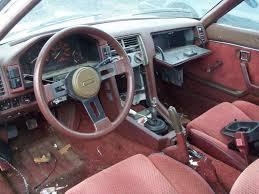 mazda rx7 1985 interior. mazda rx7 1985 11 rx7 interior 5