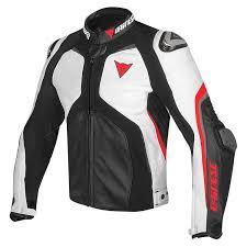 dainese super rider leather jacket 52