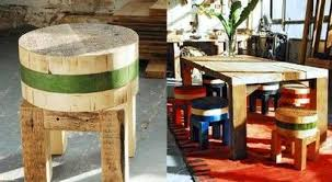 furniture made of wood. Made Of New York: Unique Furniture From Salvaged Manhattan Timber Wood T