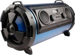<b>Музыкальный центр Hyundai H-MC</b> 200 черный/синий купить в ...
