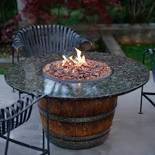 12 best fire features images on outdoor ideas gas fire pit glass rocks