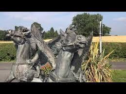 garden statues black country metalworks