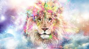 abstract lion wallpaper hd 07479