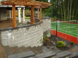 retaining wall how to landscaping network