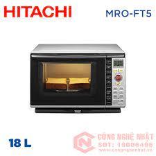 Lò vi sóng Hitachi MRO-FT5 18L kiêm lò nướng màu đen nội địa Nhật 2nd 95%_Lò  Vi Sóng Nội Địa_Gia Dụng Nhà Bếp_Hàng nội địa Nhật chính hãng, Phụ kiện  điện thoại