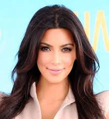 best kim kardashian makeup look 2 the barely there fresh faced thing