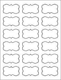 Printable Tag Templates I Use The Free Blank Label Templates From This Site By Printing Them