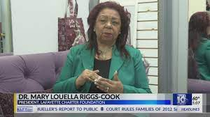 Dr. Mary Louella Riggs-Cook paves the way for Charter Schools in Lafayette