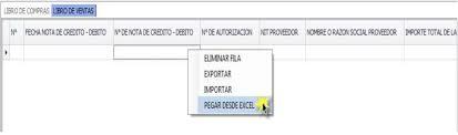 Libro De Compras Y Ventas Facilito Manual De Uso Bolivia