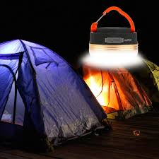 3w Camping Light Usb Rechargeable Tent Lamp Outdoor Portable