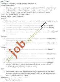 Resume Sample For Teaching Sample Resume Format For Teachers
