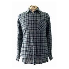 90s Pattern Shirts Mesmerizing 48s Plaid Shirt Green Black White Blue 48 Vintage Fashion
