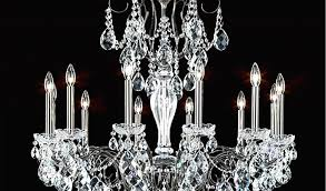 full size of 24 inch wide crystal chandelier adali curve 32 clear pendant vienna full spectrum