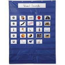 Carson Dellosa Grade Prek 8 Essential Pocket Chart
