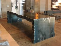 metal and wood furniture. Custom Iron Furniture Metal And Wood