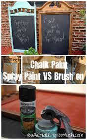 exterior blackboard paint homebase. chalkboard right on mirror and glass! spray paint vs brush paint! exterior blackboard homebase a
