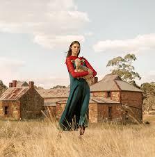 Girl on the rise: Aussie model Stephanie Field   Buro 24/7