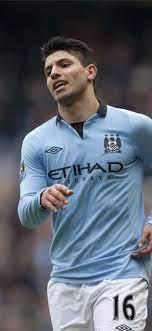 Sergio Aguero Football Manchester City ...