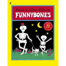 """Previous Year 1 WLPS on Twitter: """"This week we have been retelling the  story 'Funnybones' by Allan and Janet Ahlberg. So far, the children have  enjoyed making masks, drawing skeletons and creating"""