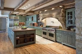 Interesting Farm Kitchen Design Traditional Repwatchus Inside