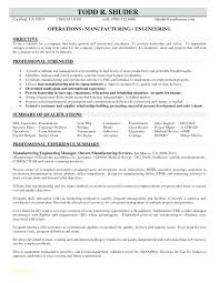 Manufacturing Resume Templates Manufacturing Resume Download ...