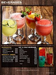 texas roadhouse drink s