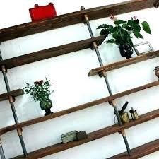 fine design pipe shelving kit industrial corner shelf plumbing shelves nice ideas adjule gas plans wall